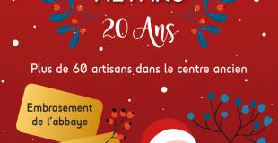 20ème Marché de Noël - Meymac (19)