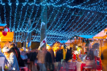 Marché de Noël 2019 de Sarlat la Canéda (24)