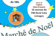 Marché de Noël 2019 de Ste Blandine - Limoges (87)
