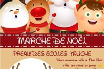Marché de Noël 2019 à Tauché Sainte Blandine (79)