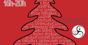 Marché de Noël  2019 à Saint-Médard-sur-Ille (35)