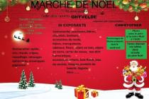 Marché De Noël 2019 à Ghyvelde (59)