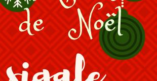 Marché de Noël 2019 à Sigale (06)