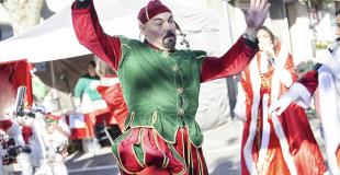 Marché de Noël 2020 à Fuveau (13)