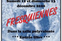 Marché de Noël 2020 à Fresquiennes (76)