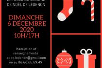 Marché de Noël 2020 à Lédenon (30)