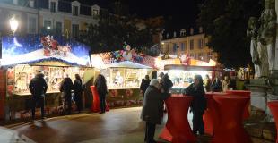 Village de Noël 2020 de Tarbes (65)