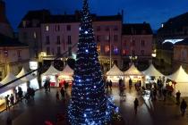 Marché de Noël 2021 de Melun (77)