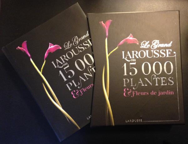 Grand Larousse des 15 000 plantes et fleurs de jardin