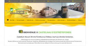 Marché de Noël et Marché Gourmand 2017 à Castelnau d'Estretefonds (31)