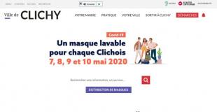 Marché de Noël des artisans 2017 de Clichy (92)