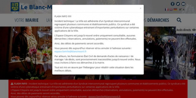 marche de noel 2018 blanc mesnil Marché de Noël 2018 à Le Blanc Mesnil (93) marche de noel 2018 blanc mesnil