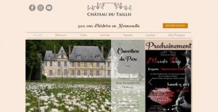Noël 2018 au Château à Duclair (76)