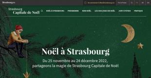 Marché de Noël de Strasbourg 2018, Christkindelsmärik
