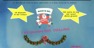 Marché de Noël de Coullons 2016