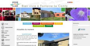 Marché de Noël de Fontaine le Comte 2016