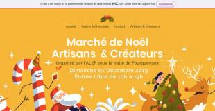 Marché de Noël 2019 Artisanal de Fourquevaux (31)