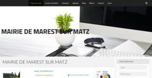 Marché de Noël 2019 de Marest-sur-Matz (60)