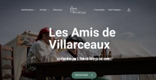 Féerie de Noël 2019 à Villarceaux - Chaussy (95)