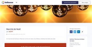 Marché de Noël 2019 de Salies-du-Salat (31)