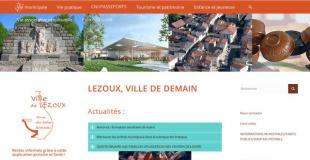 Marché de Noël 2019 de Lezoux (63)
