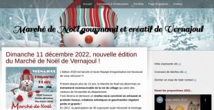 Marché de Noël 2019 gourmand et créatif à Vernajoul (09)