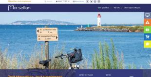 Village de Noël 2019 de Marseillan(34)