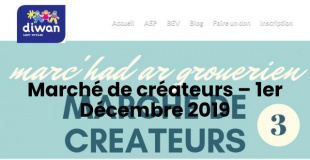 Marché de Noël de Créateurs 2019 de Saint herblain (44)