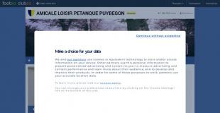1er Marché de Noël à Puybegon (81)