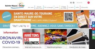 Marché et village de Noël 2016 de Sainte-Maure-de-Touraine