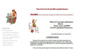 Marché de Noël des Créateurs 2016 à Labastide-Rouairoux (81)