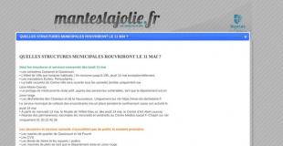 La Maison du Père Noël de Mantes-la-Jolie (78)