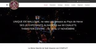 Marché de Noël Alsacien 2014