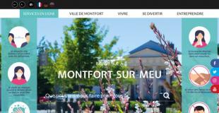 Village de Noël 2015 de Montfort-sur-Meu