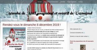 Marché de Noël gourmand et créatif 2017 de Vernajoul (09)
